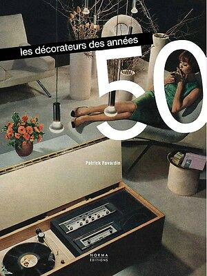 French Decorators of the 50', 3rd. Ed. -  French book