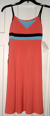 New Hype Coral Party Dress Girls Size 10 Nwt $42 Spring Summer Boutique