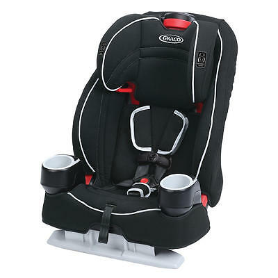 Graco Atlas 65 2-in-1 Harness Booster - Glacier