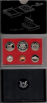 1981 S United States Mint Proof Set in Original US Government Packaging