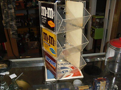 M&M's candy rack for display in stores