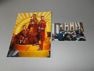 Take That  signed signiert autograph Autogramm auf 20x26 Foto in person