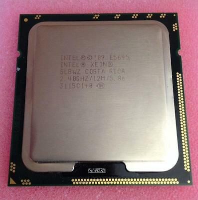 Intel SIX-CORE XEON E5645 2.4GHz 12MB 5.86GT/s SLBWZ CPU Server Processor