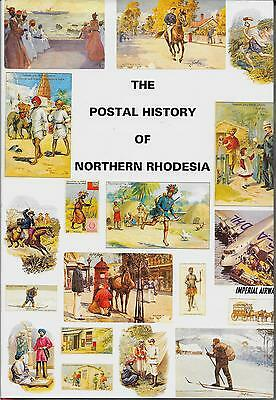 The Postal History Of Northern Rhodesia By E.b.proud