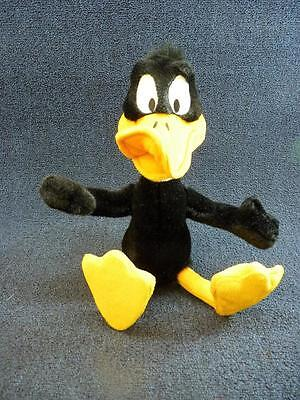 "Daffy Duck 1995 Plush 14"" Warner Bros Studio Store Looney Tunes Plush (b484)"