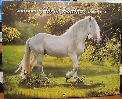 12 Horse Feathers 2015 Calendar Prints Suitable for Framing! 13 x 12""