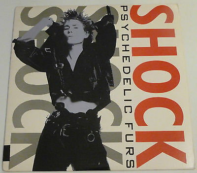 """Psychedelic Furs - Shock   US 12"""""""