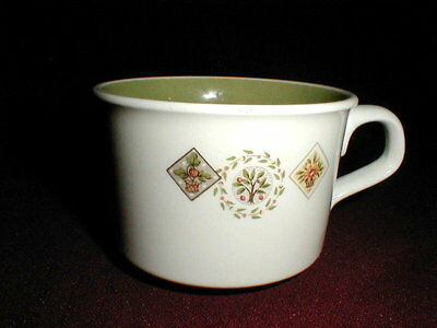 2 Taylor Smith Taylor China  BROCATELLE Cups - Set of Two