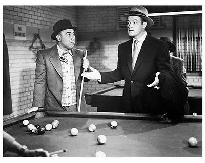 THE LEMON DROP KID great 8x10 still BOB HOPE at pool table BEN WELDEN -- (y865)
