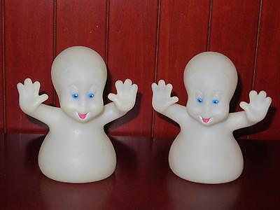 CASPER THE FRIENDLY GHOST Hand PUPPET Pizza Hut 1995 GLOW IN THE DARK LOT VNTG
