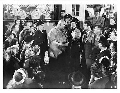 CARNIVAL STORY scene still with ANNE BAXTER others -- (n269)