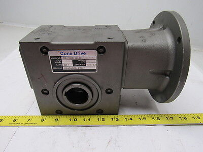 Cone Drive B041060.WAJT1 Single Reduction Gear Speed Reducer 60:1 Ratio Hollow