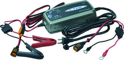 New Battery Charger, Portable 120 VAC Input, 12 VDC Output, Max 7A Charge Rate