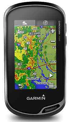 Garmin Oregon 750t North America USA Canada Handheld Geocaching GPS 010-01672-30