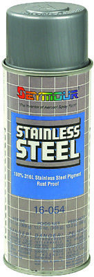New Seymour Stainless Steel Coating Spray Paint Enamel, Protective 16-054