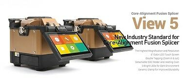 INNO VIEW 5 CORE ALIGNMENT(DACAS)  FUSION SPLICER KIT NEW 3 year warranty