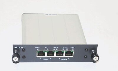 NetScout 340-1039 TAP Ethernet Transceiver
