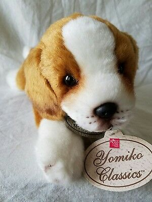 Russ Yomiko Classics Plush Stuffed Beagle Dog