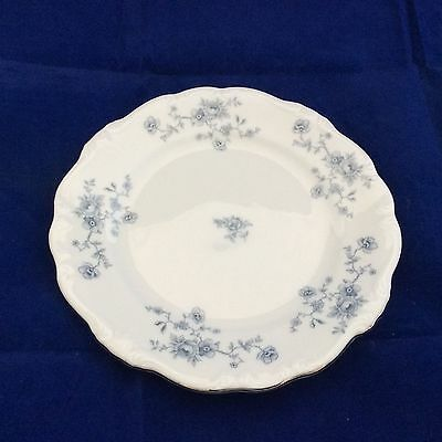 blue garland johann haviland bread and butter plates