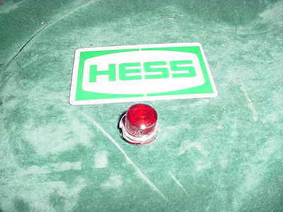 1970-1971 Hess Toy Trucks Parts  Replacement Dome & Ring For Your Firetruck Toys