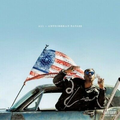 Joey Badass - All American Bada$$ [New Vinyl LP] Gatefold LP Jacket, Download In