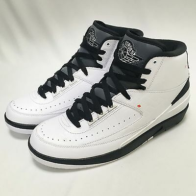 Nike Air Jordan 2 Retro Left Foot With Serious Stain n Discoloration 834272-103