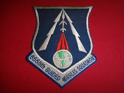 US Air Force 6555th GUIDED MISSILES SQUADRON Patch