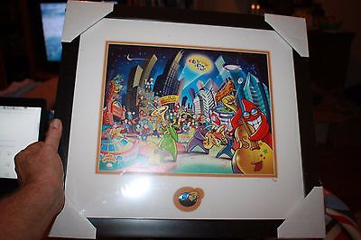 eBay Live Chicagoland 2008 Poster & Pin 10th anniversary Power Sellers 192/200