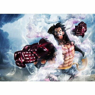Deposit MegaHouse POP One Piece SA-MAXIMUM Monkey D Luffy Gear 4 [Hazumu Otoko]