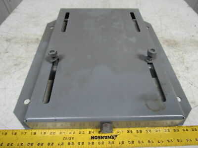 Adjustable Steel Motor Mounting Base For Nema 326 Frames