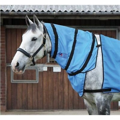 SHIRES EQUI COOL DOWN NECK WRAP 6001 horse sore neck swelling cool therapy