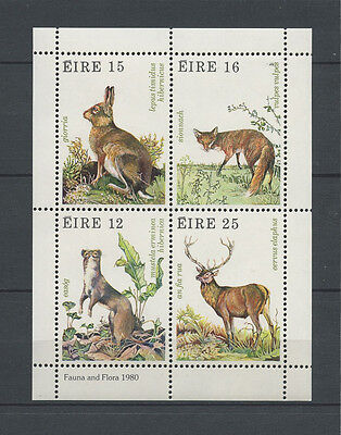 Irlande - 1980 Yt 3 - Animaux Sauvages - Timbres Neufs** Mnh