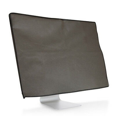 "kwmobile MONITOR COVER FOR APPLE IMAC 27"" DARK GREY - PC COVER PROTECTIVE SCREEN"