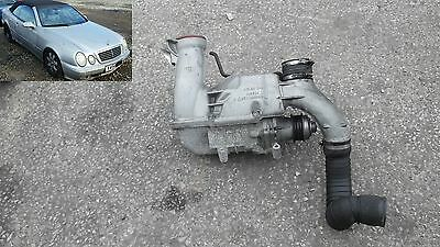 super charger 1110901080 mercedes w208 clk230 97-02 y458ncp sheffield