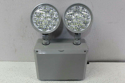 Compass Wall Mounted LED Emergency Light CU2WG