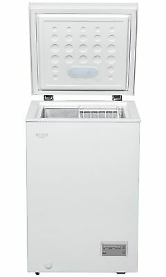 Bush BF99L Chest Freezer - Free Standing - White. From the Argos Shop on ebay