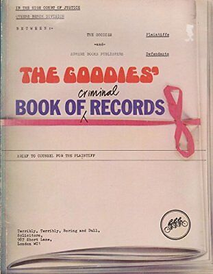 """Ex-Library"",Book of Criminal Records,The"" ""Goodies"