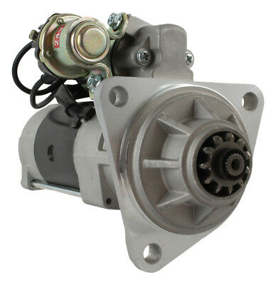 New Starter for Daewoo OSGR 24 Volt, CW, 11-Tooth, 65.26201-7076, -7077, 19982