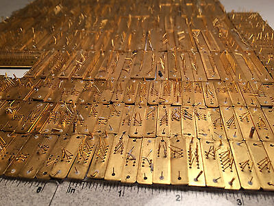 4 LBs 12.3 ozs of Gold Scrap NEC Industrial chips High Grade Heavy Gold Vintage