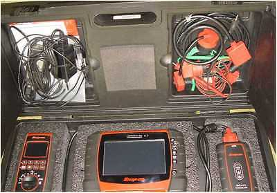 SNAP ON Verdict D7 Bluetooth Touchscreen Scanner Kit 12.4 EEMS326EUA Multimeter