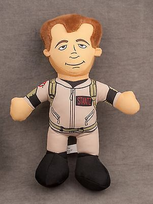 """GHOSTBUSTERS plush 11"""" doll STANTZ toy factory 2011"""