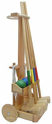 Croquet Original Set with Trolley. From the Official Argos Shop on ebay