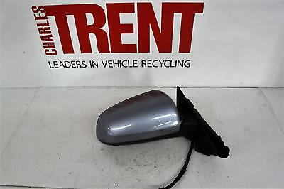 HEATED RIGHT SIDE 8P 2008-2010 DRIVERS SIDE WING MIRROR GLASS FITS A3 S3