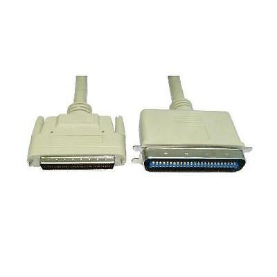 GP1653 SCSI-3 External Cable, Half Pitch HP68 Male to 50 Centronic Male 1 Metres