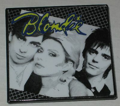 "Blondie ""Eat To the Beat"" Album Pin 2"" x 2"""