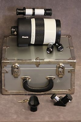Meade 1000 mm f/11 Mirror-Lens Telescope With  Case