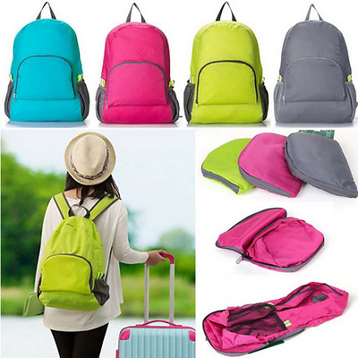 NEW Waterproof Backpack Outdoor Sports Travel Hiking Camping Rucksack School Bag