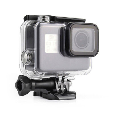 45M Underwater Waterproof Housing Dive Protective Case for GoPro Hero5 6 7 Black