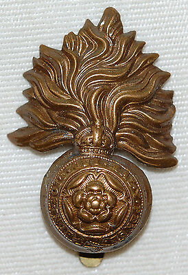 British 1st, 2nd, 3rd, 4th CITY OF LONDON Regiments Cap Badge