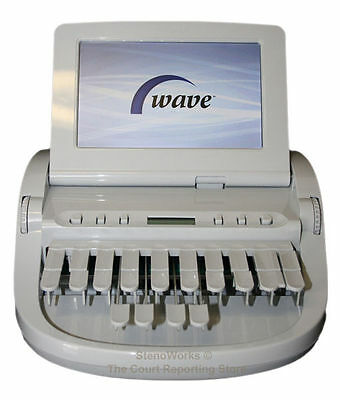 Stenograph Wave Package Refurbished 2 Year Warranty